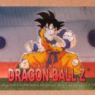 Dragon Ball Z Chromium Archive Edition (Artbox 2000) Parallel Sticker Card #34 NM