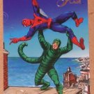 1994 Flair Marvel Universe (Fleer) Card #15- Scorpion vs. Spider-Man VG