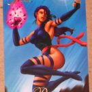 1994 Flair Marvel Universe (Fleer) Card #107- Psylocke VG