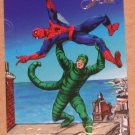 1994 Flair Marvel Universe (Fleer) Card #15- Scorpion vs. Spider-Man EX