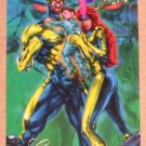 1994 Flair Marvel Universe (Fleer) Card #82- Child of the Future EX