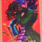1994 Flair Marvel Universe (Fleer) Card #114- Gambit & Rogue EX