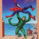 1994 Flair Marvel Universe (Fleer) Card #15- Scorpion vs. Spider-Man EX-MT