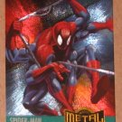 Marvel Metal (Fleer 1995) Card #134- Spider-Man EX