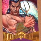 Marvel Metal (Fleer 1995) Card #37- Namor EX-MT