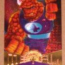 Marvel Metal (Fleer 1995) Card #42- Thing EX-MT