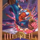 Marvel Metal (Fleer 1995) Card #95- Cannonball EX-MT
