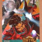 Marvel Metal (Fleer 1995) Card #132- Rogue EX-MT
