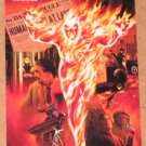 70 Years of Marvel Comics (Rittenhouse 2010) Tribute Card T7- Human Torch EX-MT