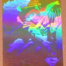 Superman Holo Series (Fleer/SkyBox 1996) Gold Card #2- Rockets From Fire! G