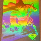 Superman Holo Series (Fleer/SkyBox 1996) Gold Card #41- The Solution EX
