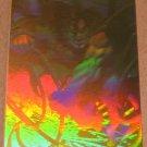 Superman Holo Series (Fleer/SkyBox 1996) Gold Card #43- Unjust Cause EX-MT