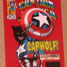 Captain America The First Avenger Movie (Upper Deck 2011) Comic Covers Card C-10 EX