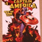 Captain America The First Avenger Movie (Upper Deck 2011) Comic Covers Card C-12 EX