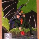 Amalgam (Fleer/SkyBox 1996) Power Blast Card #3- Sleuth Comics #27 EX-MT