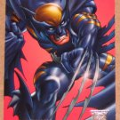 Amalgam (Fleer/SkyBox 1996) Preview Card #1- Dark Claw VG