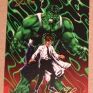 1994 Flair Marvel Universe (Fleer) Card #2- The Incredible Hulk VG
