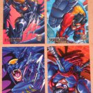 Amalgam (Fleer/SkyBox 1996) Preview Card Set VG
