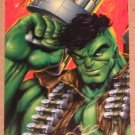 1994 Flair Marvel Universe (Fleer) Card #77- The New Hulk EX