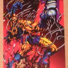 1994 Flair Marvel Universe (Fleer) Card #118- Wolverine Defeated EX