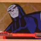 Justice League (Inkworks 2003) Friends and Foes Foil Card FF13- Darkseid EX