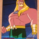 Justice League (Inkworks 2003) Friends and Foes Foil Card FF8- Aquaman EX