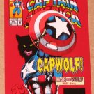 Captain America The First Avenger Movie (Upper Deck 2011) Comic Covers Card C-10 EX-MT