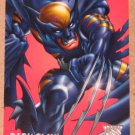 Amalgam (Fleer/SkyBox 1996) Preview Card #1- Dark Claw EX-MT