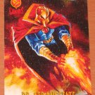 Amalgam (Fleer/SkyBox 1996) Canvas Card #1- Doctor Strangefate VG