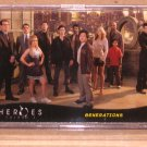 Heroes Volume 2 (Topps 2008) - Full 90 Card Set EX