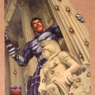Marvel Premium QFX (Fleer/SkyBox 1997) LazerBlast Card #4- Punisher VG