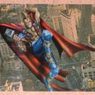 Marvel Premium QFX (Fleer/SkyBox 1997) Heroes Reformed PhotoGraphix Card #9- Thor EX