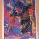 70 Years of Marvel Comics (Rittenhouse 2010) Metalic Ink Parallel Card #64- Ultimate X-Men 2001 EX