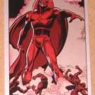 70 Years of Marvel Comics (Rittenhouse 2010) Metalic Ink Parallel Card #31- Avengers 1968 EX