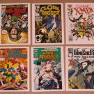 Marvel 1st Covers Series 2 (Comic Images 1991) - Single Cards