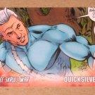Avengers Kree-Skrull War (Upper Deck 2011) Character Card #5- Quicksilver EX