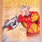 Avengers Kree-Skrull War (Upper Deck 2011) Retro Card R-11 Kree EX