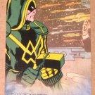 Avengers Kree-Skrull War (Upper Deck 2011) Retro Card R-17 Ronan EX
