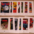 Batman Archives (Rittenhouse 2008) - Lot of 13 Cards VG