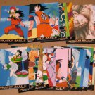 Dragon Ball Z Series 1 (Artbox 1996) - Lot of 24 Cards VG