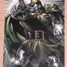 Fantastic Four Archives (Rittenhouse 2008) Nemesis Card N3- Dr. Doom EX