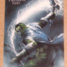 Fantastic Four Archives (Rittenhouse 2008) Nemesis Card N8- Ronan EX