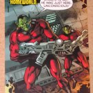 Avengers Kree-Skrull War (Upper Deck 2011) Untold Tales Power Card 4-1 EX