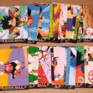 Dragon Ball Z Series 1 (Artbox 1996) - Lot of 24 Cards EX