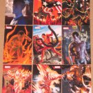 70 Years of Marvel Comics (Rittenhouse 2010) Tribute Card Set NM