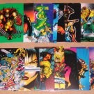 Wolverine From Then Till Now 2 (Comic Images 1992) - Lot of 22 Cards EX