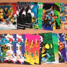 Wolverine From Then Till Now 2 (Comic Images 1992) - Lot of 31 Cards VG