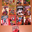 Captain America The First Avenger Movie (Upper Deck 2011) Comic Covers Card Set NM