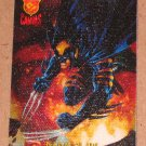 Amalgam (Fleer/SkyBox 1996) Canvas Card #3- Dark Claw EX-MT