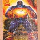 Amalgam (Fleer/SkyBox 1996) Canvas Card #5- Thanoseid EX-MT